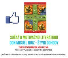 Súťaž o knihu Don Miguel Ruiz – Štyri dohody