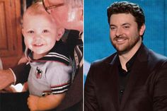 This young country star's hair is much darker now, but he still has those deep chestnut eyes that female fans enjoy staring into as he sings his sensual ballads. The little kid would turn into one of the finest vocalists of his day. Can you recognize him from his baby picture?  Read More: Can You Guess Which Country Artist This Kid Grew Up to Be? | http://tasteofcountry.com/country-stars-as-kids-30/?trackback=tsmclip   Chris Young as a Kid!