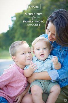 pro-tips on taking family photos