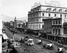 Vintage Historical Cape Town photos - old pictures of Cape Town Old Pictures, Old Photos, Cities In Africa, Third World Countries, Out Of Africa, Wildlife Nature, Most Beautiful Cities, Vintage Photographs, Cape Town