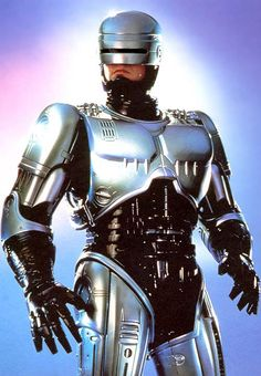 RoboCop: Do I look good or do I look good?