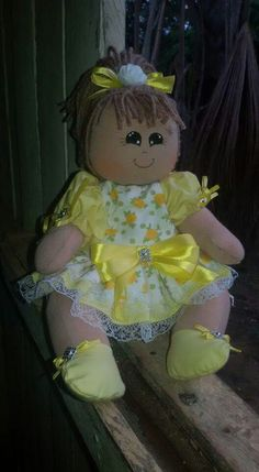 Felt Dolls, Doll Toys, Baby Dolls, Felt Doll Patterns, Doll Clothes Patterns, My Child Doll, Collector Dolls, Fritz, Doll Crafts