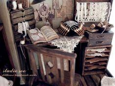 Studio Soo :: Lace room.