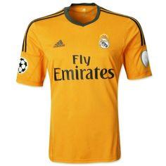 REAL MADRID THIRD JERSEY 2013-14