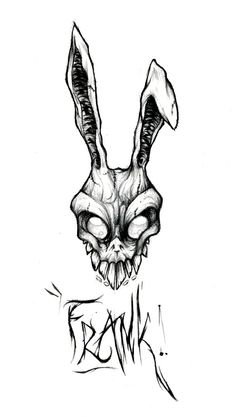 Donnie Darko was one of my favorite movies. Frank the rabbit looks so badass I want that costume. I would get this without frank though.