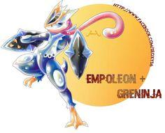 Empoleon + Greninja