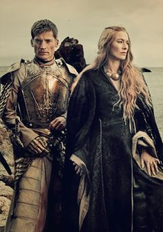 Game of Thrones: The Lannisters for Vanity Fair.