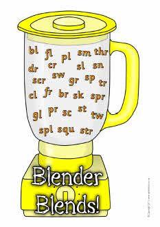 Blender blends visual aids.