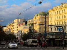 Landstrasser Hauptstrasse, high street of Vienna's district, a very old residential district with both charming and dodgy areas. Without Makeup, Life Photo, Austria, Squares, Street View, Europe, Community, In This Moment, World