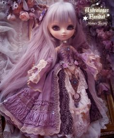 Pullip Dolls Get Some Serious Glamour Shots ~ Drop Dead Cute - Kawaii for Sexy Ladies