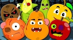 Hello #kids did you know that fruits sometimes look cool when they portray themselves scary? Here in this nursery rhyme from 'Booya' it shows you how...hop along and watch this amazing spooky and scary ten little fruits song for all of you to enjoy your preschool learning time. #scarytrhymes #scarynurseryrhymes #scaryvideos #scarykidsvideos #booya #booyarhymes #songsscary #scarykidssongs https://www.youtube.com/watch?v=3-4MQtA10jI