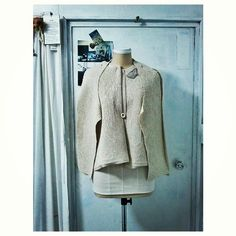 Spring jacket - @atelier_yumiozawa- #webstagram