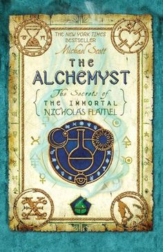 The Alchemyst (The Secrets of the Immortal Nicholas Flamel #1). I've read up until the fourth book in the series. The newest one in the series was just released.