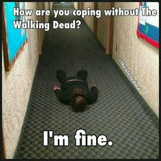 Going without The Walking Dead