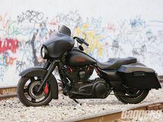 HD RedRum Bike, soooo nice!