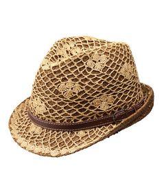 Tan Hurley Hat #zulily #zulilyfinds