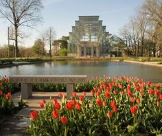 St. Louis' own Forest Park listed as one of the world's most beautiful city parks! Go #stl!