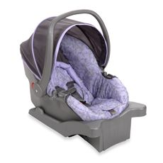Safety 1st® Comfy Carry Elite Plus Infant Car Seat (Eiffel Lavender) - Bed Bath & Beyond. $89