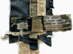Lisa Porch - text on textiles