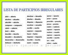 A tendiendo a su persona y número (1ª, 2ª y 3ª del singular o plural), los verbos pueden tener forma personal ('yo ando', 'tú andas', 'él an...
