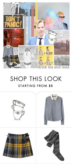 """""""When the men on the chessboard // Get up and tell you where to go // And you've just had some kind of mushroom // And your mind is moving low // Go ask Alice, I think she'll know"""" by partyondudes ❤ liked on Polyvore featuring ASOS, Band of Outsiders, Gap and Pinup Couture"""