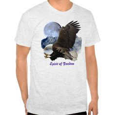 A powerful Bald Eagle comes in for a perfect landing. He is the sacred symbol of Freedom and Power for many nations!