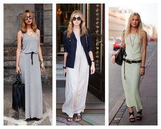 . Hoje Acordei Fashion! .: Vestidos longos pro Verão 2011!