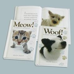 Pet-Themed Gift Book - Each
