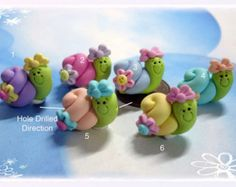 PICTURES OF CLAY SNAILS - Google Search