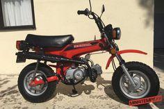 Le Honda Dax CT70 Mini Trail de Penny