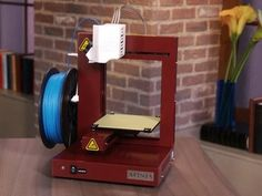 """Afinia's approachable, powerful H479 3D printer - YouTube - CNET """"Of the 3 printers I've reviewed so far, this one is my favorite"""" - Rich Brown"""