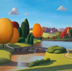Paul Corfield - Autumn Splendour