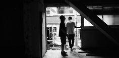 Exploring an abandoned building (Haikyo) in the heart of Shibuya, Tokyo. 3aug14.