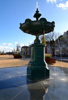 Fountain Vlissingen #Photography