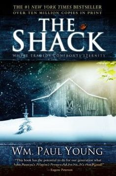 THE SHACK by William P Young (2007) HARDCOVER It just might change your perspective!
