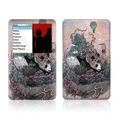 iPod Classic Skin - Sleeping Giant by Mat Miller | DecalGirl