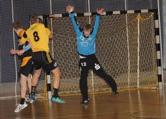 Handball Brandenburgliga at Oranienburg Sports Hall.