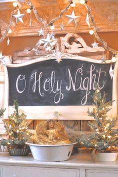 Sugar Pie Farmhouse » Blog Archive Aunt Ruthie's Very Merry Farmhouse Christmas Home Tour! | Sugar Pie Farmhouse