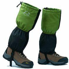 Boot Covers 1 Pair Wind Tour 45cm Waterproof Snow Leg Legging Boot Gaiters Trouser Cover (Green) FJTANG http://www.amazon.com/dp/B00W0MHH16/ref=cm_sw_r_pi_dp_6wUGwb11YVB65