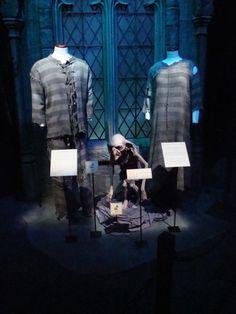 harry potter exhibit in NY