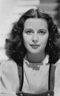 Hedy Lamarr ✾