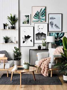 Interior Design - Angoli di casa - Urban Jungle