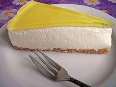 Backen - Kochen & Genießen: Einfache Zitronen Joghurt Torte