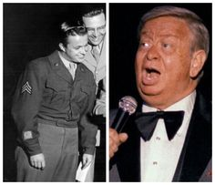 Mel Torme-Army-1944-45-WW2-later when he was found to have cuts on his feet due to flat feet, he was discharged. (Entertainer)