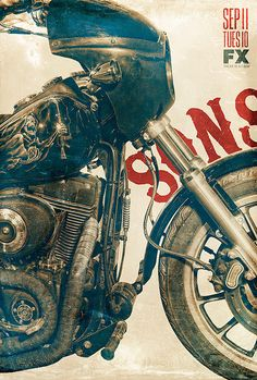 Sons of Anarchy / Season 5 by Ozan Karakoç, via Behance