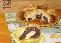 Pünkösdi tekert kalács Pancakes, Muffin, Breakfast, Food, Morning Coffee, Essen, Pancake, Muffins, Meals
