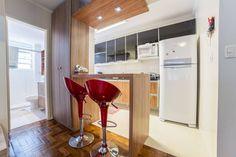 Cozinha (De Liana Salvadori Arquitetura e Interiores)