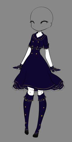 Winter Dress by rika-dono on DeviantArt