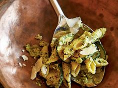 Penne with Zucchini Pistou | Take full advantage of summer's succulent produce with these vegetarian recipes.