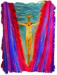 Listening to God Ministry Listening to Jesus is Listening to God Torn Curtain, Son Of God, Good Friday, Holy Spirit, Jesus Christ, Temple, Curtains, Ministry, Veil